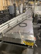 Sentry Mass Tabletop Conveyor, Approximate Length: 230 Ft, (5) Drives, (2) Cur | Reqd Rig Fee: $2500