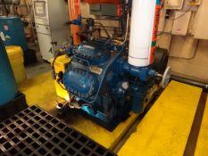 Industrial Service & Fabricators Vertical Ammonia Suction Accumulator, S/N: 08- | Reqd Rig Fee $850