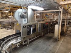 GC Evans Model 35CW-SS Casewasher, S/N: 01970227, Additional Info: Stainless St | Reqd Rig Fee $1750