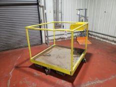 Forklift Man Basket   Rig Fee $25
