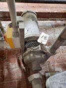 APV 5 HP Sanitary Centrifugal Pump   Rig Fee $75
