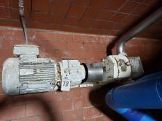 Crepaco 10 HP Positive Displacement Pump, M# R6BS   Rig Fee $150