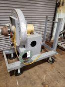 7 1/2 HP Blower Cart | Rig Fee $100