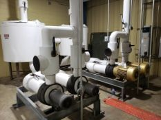 Chilled Water Pump/Tank System   Rig Fee $750