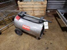 Dayton Electric Blower | Rig Fee $10