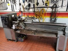 """Profitmaster 14"""" X 64"""" Engine Lathe, (Out of Service, Bad Cross Slide Screw) 