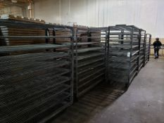 Lot of (10) Proofer Carts | Rig Fee $100