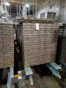 Lot of (250) Baking Pans | Rig Fee $150
