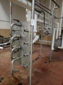 Lot of (2) Sanitary Manifolds | Rig Fee $125