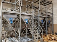 8 Place Dry Material Feeder Platform | Rig Fee Contact Rigger
