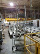 9' Warehouse Ladder | Rig Fee $25