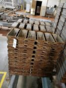 Lot of (30) Baking Pans | Rig Fee $50