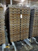 Lot of (128) Baking Pans | Rig Fee $100