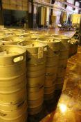 Lot of (8) Half Barrel Kegs | Rig Fee $100 Packaged