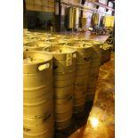 Lot of (8) Half Barrel Kegs   Rig Fee $100 Packaged