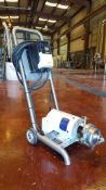 Specific Mechanical 1.5 HP CIP Pump with VFD - Subj to Bulk | Rig Fee $25