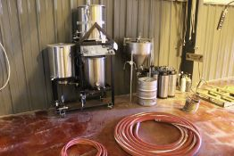 More Beer Custom Mini Brewhouse, Flying Mouse #1 - Subj to Bulk | Rig Fee $250