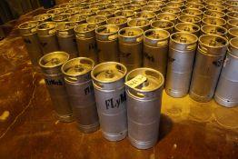 Lot of (4) Sixtel Kegs | Rig Fee $50 Packaged