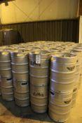 Lot of (10) Half Barrel Kegs | Rig Fee $100 Packaged