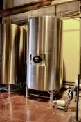 2013 Specific Mechanical 60 BBL Hot Liquor Tank, Steam Jacketed, Appro - Subj to Bulk | Rig Fee $850