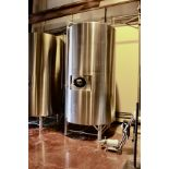 2013 Specific Mechanical 60 BBL Hot Liquor Tank, Steam Jacketed, Appro - Subj to Bulk   Rig Fee $850