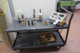 MOBILE LABEL COUNTING / LOADING STATION