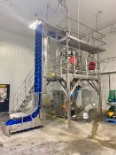 2019 BPI VFFS, 14-Head Scale, Z-Frame Flighted Conveyor, Takeaway, All SS Wash | Reqd Rig Fee: $5000