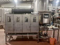 2010 PPM Bottling Line with 6-Head Counter Pressure Bottler/Capper, With Inkjet   Req Rig Fee: $1000