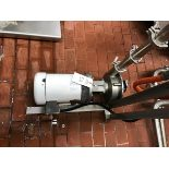 """FRISTAM CENTRIFUGAL PUMP, 2.5"""" INLET, 2"""" OUTLET, 3HP, MODEL FPX3531090 - Subj to Bulk   Rig Fee $75"""