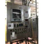 CONTROL PANEL FOR HTST #3, FLOW DIVERTER READOUTS NOT INCLUDED - Subj to Bulk   Rig Fee $500