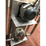 """CREPACOPOSITIVE DISPLACEMENT PUMP, 2"""" INLET/OUTLET, SIZE R4R, S/N: D-5 - Subj to Bulk   Rig Fee $100"""