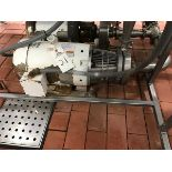 """CHERRY BURRELL CENTRIFUGAL PUMP, 2"""" INLET / 1.5"""" OUTLET, 7.5 HP - Subj to Bulk   Rig Fee $75"""