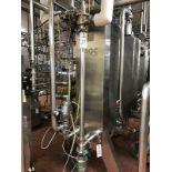 AGC MODEL AR51 PLATE AND FRAME HEAT EXCHANGER, S/N: 2012174 - Subj to Bulk   Rig Fee $1800