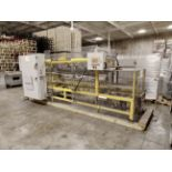 2016 Wayne Case Sealer, Never Installed, High Speed Glue Case Sealer With Rotating - Contact Rigger