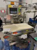 "Checkweigher - Metler Express Check Large Format Checkweigher, 24"" Belt Width, Scal 