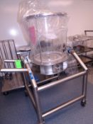 "Chromatography Column Approx 22"" X 17"" Diameter 