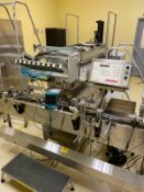 Kalsih Swiftpack Inline Bottle Filler with SS Conveyor, Control - Subj to Bulk | Rig Fee: $1000