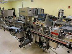 New Jersey NJM Auto-Colt III High Speed Pressure Sensitive Labeler - Subj to Bulk | Rig Fee: $850