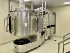Fluid Bed Dryer - Fitzpatrick Fitz Aire FA 150 Fluid Bed Dryer (Additional Descript | Rig Fee $3000