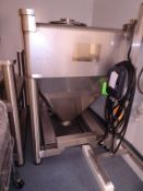Tote - Stainless Steel Tote Systems Bin Tb18 | Rig Fee $150