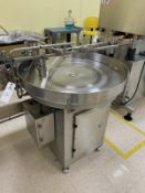 New Jersey Stainless Steel Rotary Accumulation Table - Subj to Bulk | Rig Fee: $150