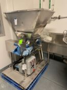 Stainless Steel Vibratory Feed Hopper | Rig Fee $100