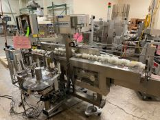 Labeler - New Jersey NJM Auto Colt II High Speed Front Back Sensitive Labeler with | Rig Fee $750