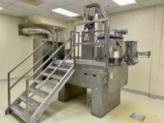 Granulator - T.K. Fielder High Shear Granulating Mixer, Approx 9' Long X 5' Wide ( | Rig Fee $1500