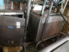 Klenzade CIP Skid, W/ Heat Exchanger, Ref. ID 0173 | Rig Fee: $500
