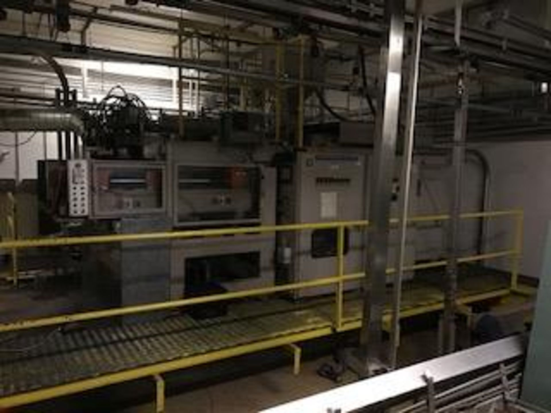 Uniloy Milacron 12-Head Blow Molding Machine Model RS13500, S/N 89105 | Rig Fee: $14500 - Image 2 of 5