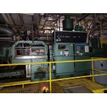 Uniloy 4-Head Blow Molder, Model 5835, S/N: 5835-2301 | Rig Fee: $14500