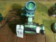 Rosemount Flow Meter, 3in | Rig Fee: $75