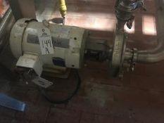 (2) Fristam Pumps, 2.5/2in Inlet/Outlet | Rig Fee: $175