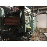 Uniloy 7-Head Blow Molding Machine, M# 250R1, S/N 250R1-3944 | Rig Fee: $14500